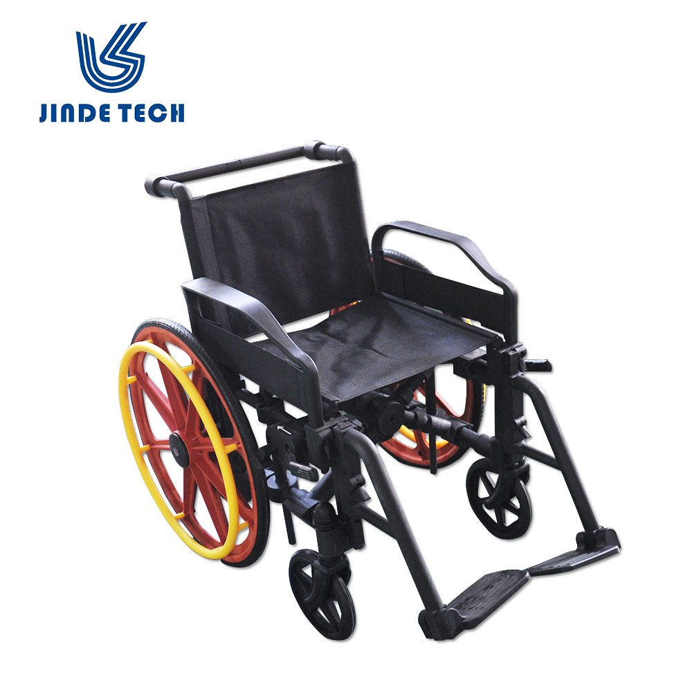 Non-magnetic wheelchair - Changsha Jinde Technology Co , Ltd