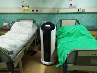 JD-CXD1000 Hospital Mattress Sterilizer Machine